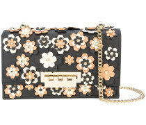 Earthette Hex Floral shoulder bag