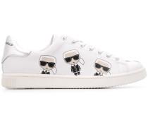 'Kourt Multikonic Karl' Sneakers