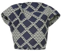 diamond print T-shirt