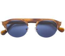 Sonnenbrille mit Holzoptik
