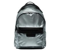 Silver Falabella Mini backpack