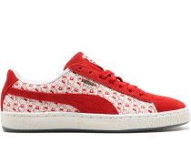 Suede Classic x Hello Kitty sneakers