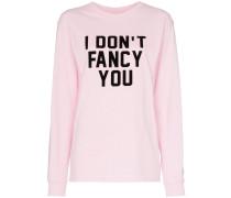 'I Don't Fancy You' Jersey-Oberteil