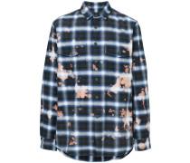'Bleached' Hemd
