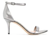 minimal strappy sandals