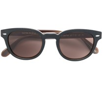 'Sheldrake Leather' Sonnenbrille