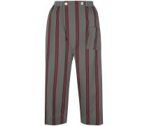 Klassische Pyjama-Shorts