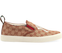 Slip-On-Sneakers mit NY Yankees™-Patch