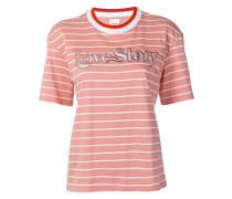 Gestreifetes T-Shirt