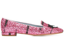 Glitzernde 'Flirting' Slipper