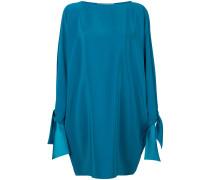 Kleid mit Schnürungen
