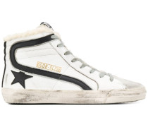 'Slide' High-Top-Sneakers