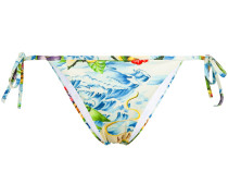 string Hawaiian bikini bottoms
