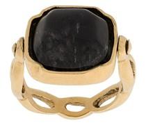 Eckiger 'Cabochons' Ring