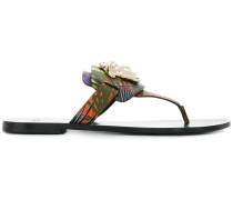 Medusa thong sandals
