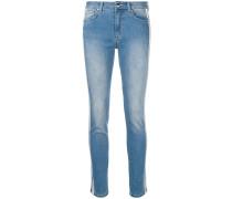 Jeans mit Glitter-Detail