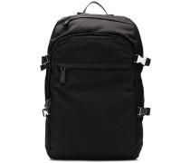 adjustable size backpack