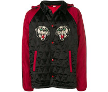 Jacke mit Panther-Patch