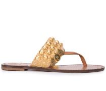 'Patos' Sandalen mit Zehensteg