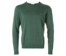 Sweatshirt mit Ellenbogen-Patches