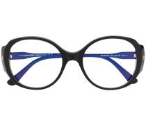 Brille mit Oversized-Gestell
