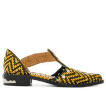 Slippers mit Nieten