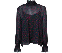 Asta sheer blouse