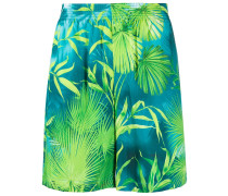 "Badeshorts mit ""Jungle""-Print"