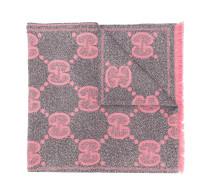 Metallic-Schal aus GG Supreme