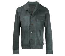 overshirt panel jacket