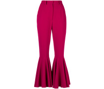 flared cuffs trousers