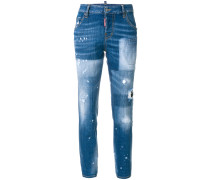 'Cool Girl' Bootcut-Jeans