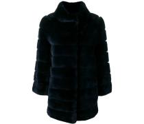 high standing collar coat