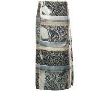 multi-pattern skirt