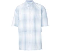 oversized chest pocket shirt