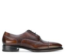Oxford-Schuhe mit mandelförmiger Kappe