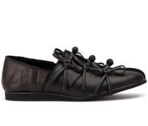 Loafer mit Knotendetail
