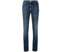 Schmale 'Statement' Jeans