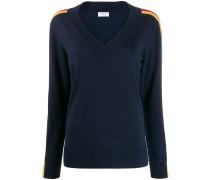 Pullover mit seitlichen Streifen