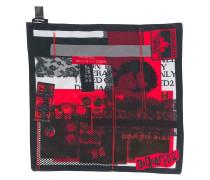 Quadratischer Schal