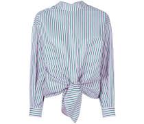 striped tie Heath shirt