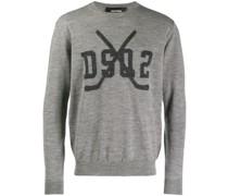 'Dsq2' Pullover