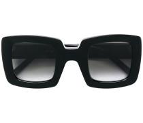 oversized square sunglasses - Unavailable