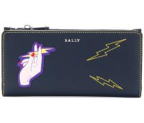 'Lill' Portemonnaie mit Blitzmotiv