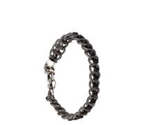 Geflochtenes Sterlingsilber-Armband