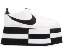 x Nike Sneakers mit Plateau-Sohle