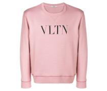 VLTN Sweatshirt mit Print