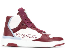 'Wing' High-Top-Sneakers
