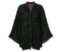 laser net oversize jacket
