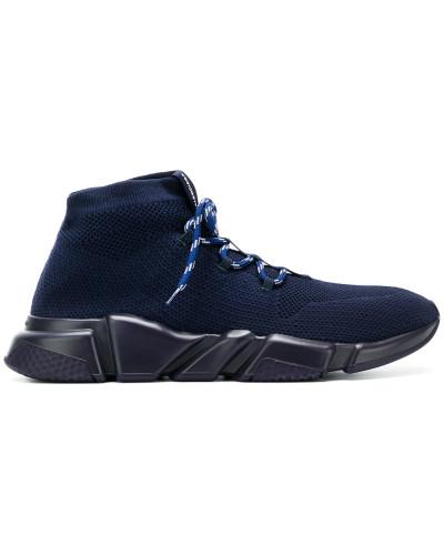 Balenciaga Herren 'Bal Speed' High-Top-Sneakers Zum Verkauf Günstigen Preis Mode Zum Verkauf Verkauf Online-Shop Vorbestellung Billig Verkauf Niedriger Preis t10v6